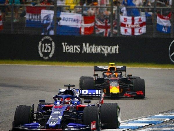 Daniil Kvyat Dinilai Sudah Layak Kembali ke Skuat Red Bull