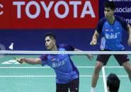 Thailand Open 2019: Tersingkir di Babak Pertama, Sabar/Frengky Akui Terlalu Buru-Buru