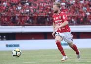 Cetak Gol Tunggal Bali United ke Gawang PSM, Melvin Platje Puji Rekan Duetnya