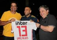 Dani Alves Resmi Bergabung dengan Sao Paulo