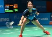 Thailand Open 2019: Kandaskan He Bingjiao, Soniia Cheah Tembus Perempat Final