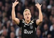 Diincar Real Madrid, Ajax Bertekad Pertahankan Van de Beek