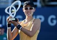 Zheng Saisai Akhiri Petualangan Di San Jose Sebagai Juara