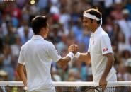 Kei Nishikori Tidak Peduli Dengan Mundurnya Roger Federer Dan Novak Djokovic Dari Montreal