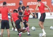 Gimenez, Arias dan Thomas Telah Kembali Berlatih dengan Atletico Madrid