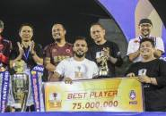 Zulham dan Asnawi Sempurnakan Gelar Juara PSM Makassar