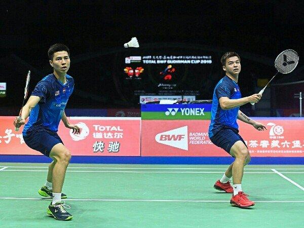 Yew Sin/Ee Yi Siap Hadapi Seniornya, V Shem/We Kiong di Kejuaraan Dunia 2019