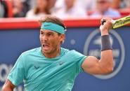Fabio Fognini Tak Kuasa Bendung Rafael Nadal Kembali Ke Semifinal Di Montreal