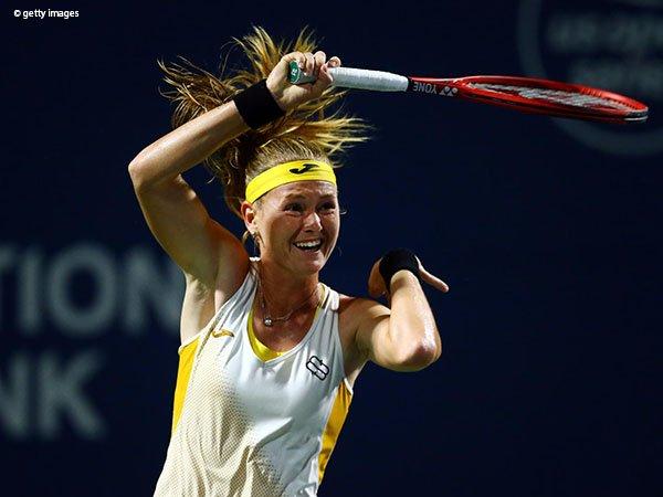 Simona Halep Mundur, Marie Bouzkova Tembus Semifinal Di Toronto