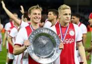 Frenkie de Jong Yakin Van de Beek Cukup Hebat untuk Gabung Real Madrid