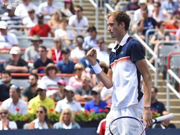 Hadang Rafael Nadal Di Final Rogers Cup, Daniil Medvedev Tak Akan Merasa Terintimidasi