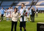 Lazio Taklukkan Celta Vigo Berkat Brace Ciro Immobile