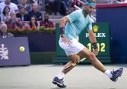 Tanpa Mandi Keringat, Rafael Nadal Kembali Ke Final Rogers Cup