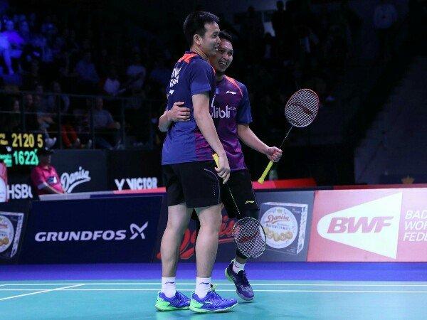 Inilah Kontingen Bulutangkis Indonesia di Kejuaraan Dunia 2019