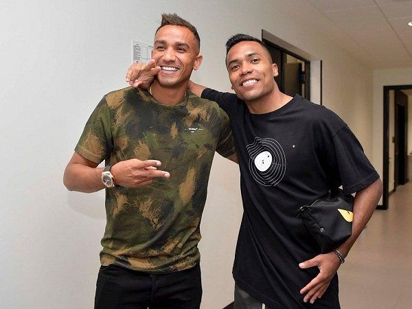 Cristiano Ronaldo dan Alex Sandro Bantu Yakinkan Danilo Pindah ke Juventus