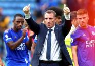 Leicester Tahan Imbang Wolves, Rodgers Cukup Puas