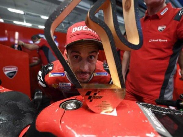 Menang di Austria, Ducati Puji Kerja Keras Andrea Dovizioso