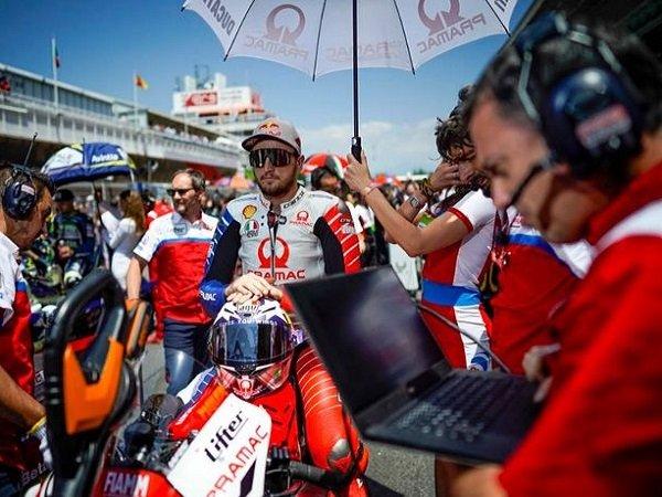 Miller Akui Tampil Terlalu Ngotot Hingga Gagal Finis di MotoGP Austria