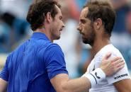 Perjalanan Andy Murray Di Cincinnati Hanya Seumur Jagung