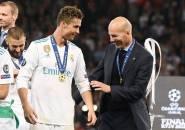 Ronaldo Klaim Zidane Bikin Dirinya Merasa Spesial