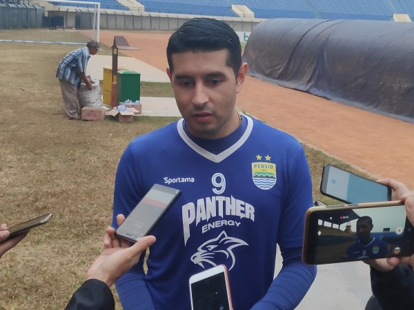 Sukses Buka Rekening Gol, Kepercayaan Diri Vizcarra Berlipat Ganda
