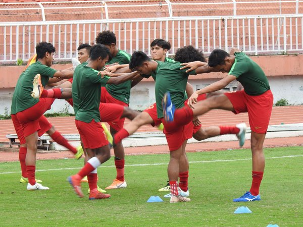 Timnas U-18 Tak Akan Bersantai dii Laga Terakhir Grup A