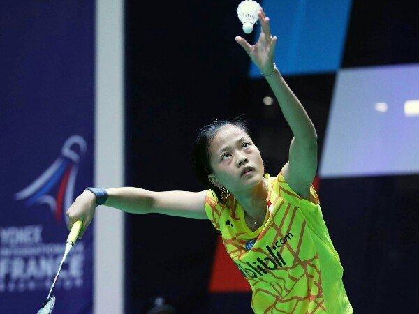 Undian Ulang Kejuaraan Dunia, Fitriani Hadapi Tai Tzu Ying di Babak 32 Besar