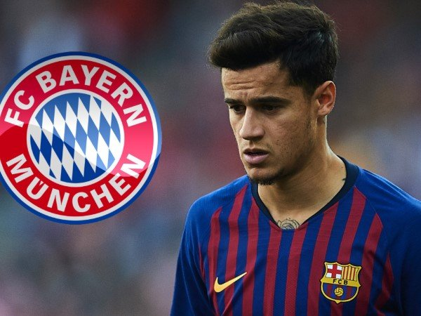 Hasil gambar untuk Philippe Coutinho Menuju Bayern Munchen