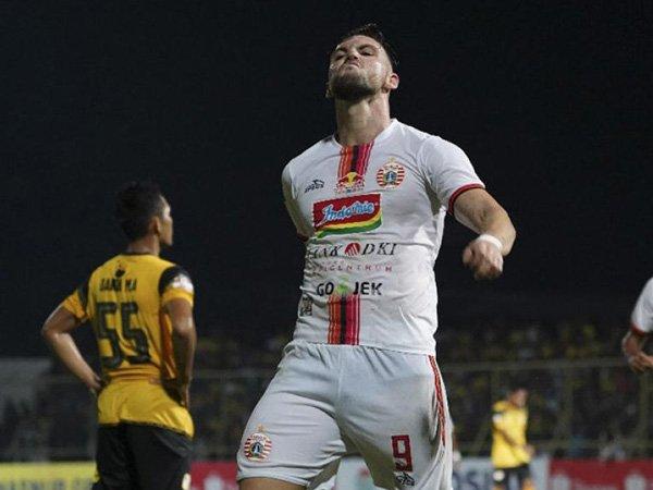 Madura United vs. Persija: Marko Simic Antusias Hadapi Jaimerson