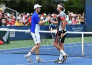 Masih Di Cincinnati, Andy Murray Lebih Mujur Di Nomor Ganda