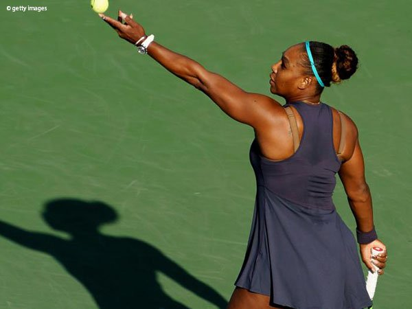 Masih Dihantui Cedera, Serena Williams Pilih Mundur Dari Cincinnati