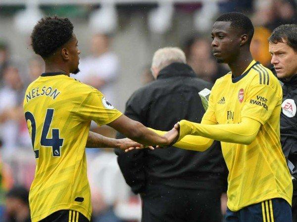 Nelson Senang dengan Kehadiran Pepe di Arsenal