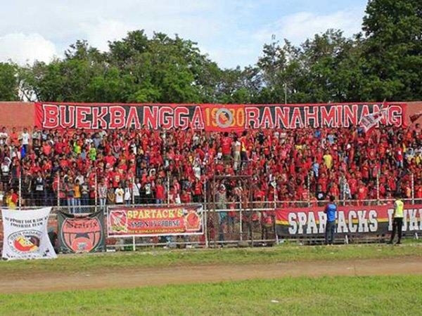 Posisi Tim Terpuruk, Manajemen Semen Padang FC Banting Harga Tiket