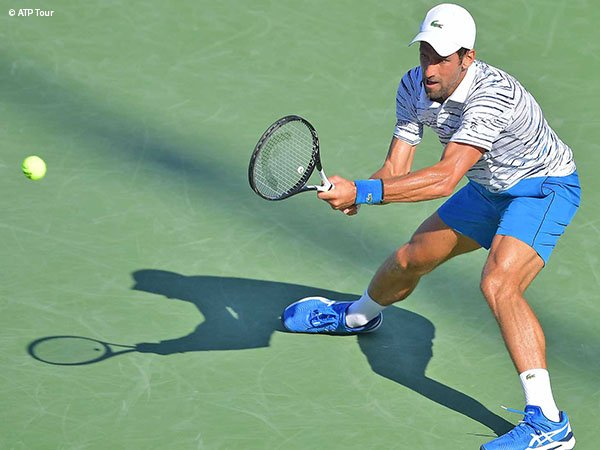Sejak Juarai Wimbledon, Novak Djokovic Klaim Kemenangan Pertama Di Cincinnati