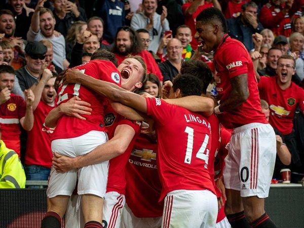 Skuat Manchester United Musim ini Diklaim Lebih Menjanjikan