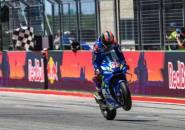 Suzuki Puas Meski Rins Hanya Bisa Finis Keenam di Red Bull Ring
