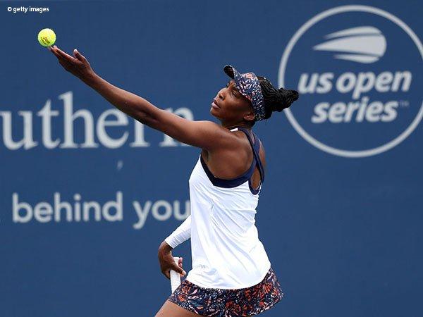 Tak Mampu Atasi Venus Williams, Juara Bertahan Di Cincinnati Pulang Tanpa Gelar