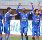 Arema FC 4-0 Persebaya, Singo Edan Berpesta di Derby Jatim