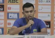 Aziz Mengaku Berat Terima Kenyataan Persib Gagal Atasi Borneo FC