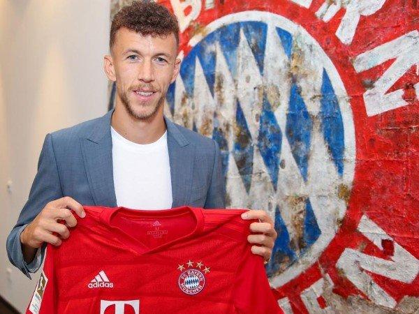 Ivan Perisic Ungkap Alasan Gabung Bayern Munich