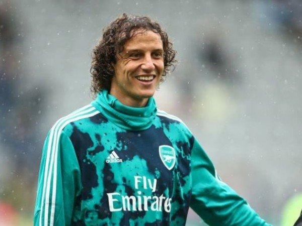 David Luiz Diyakini Bisa Jadi Pintu Sukses Arsenal