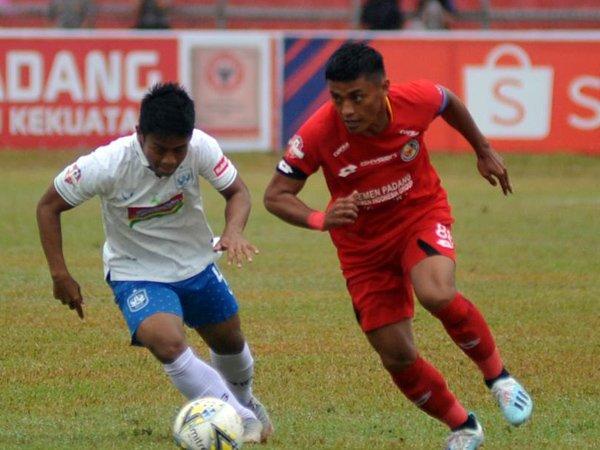 Harapan Pelatih Semen Padang FC Usai Rebut Kemenangan Perdana