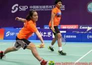 Kandaskan Unggulan Teratas, Nita/Putri Ke Semifinal Akita Japan Masters 2019