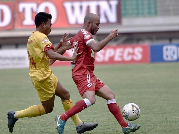 Pelatih Perseru BLFC Tak Menduga Bisa Menang Di Markas Bhayangkara FC