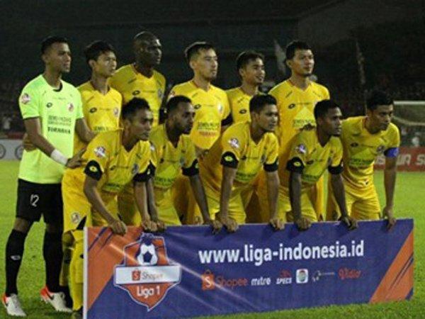 Semen Padang FC 1-0 PSIS, Kabau Sirah Pecah Telur Kemenangan