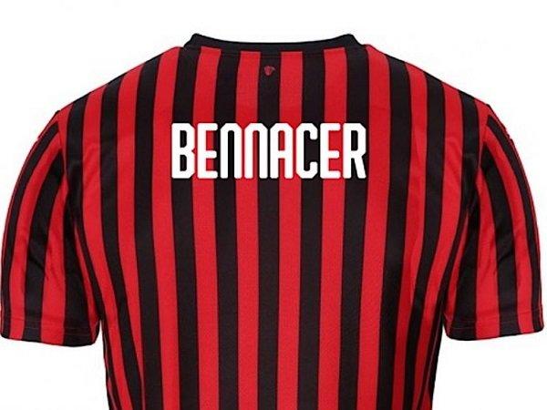 Ismael Bennacer Akhirnya Resmi Pilih Nomor Punggung di Milan