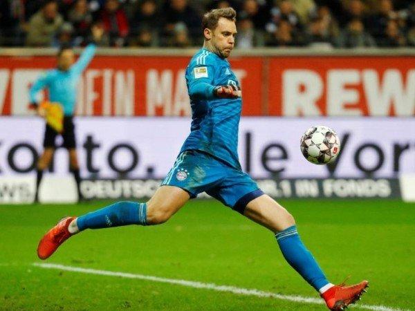 Manuel Neuer Ungkap Pesaing Terberat Bayern Munich di Musim 2019/20