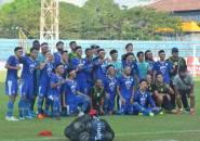 Peringati Kemerdekaan Indonesia, Pemain Persib Berlatih Bak Pejuang