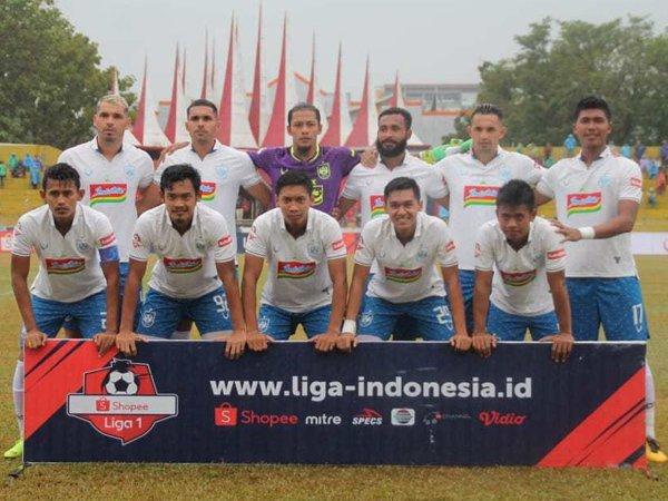 Takluk dari Semen Padang FC, Caretaker PSIS Salahkan Kondisi Lapangan