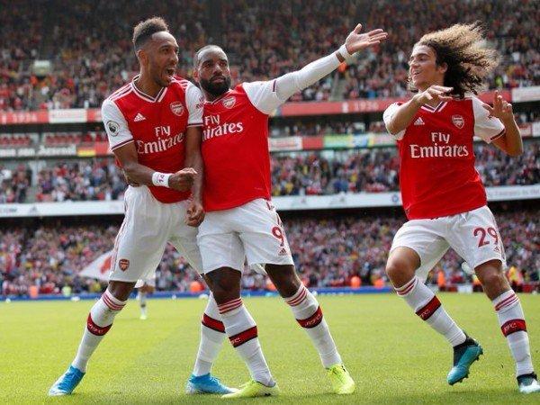 Aubameyang Yakin Arsenal Bisa Tembus Empat Besar Musim Ini